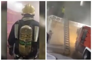 Масштабный пожар охватил столичную ковид-больницу, десятки погибших: видео с места трагедии и подробности