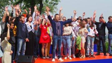 святослав вакарчук, партия голос