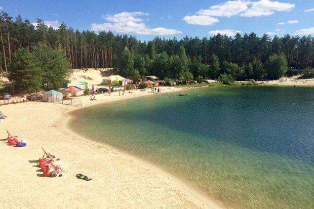пляж, Харьков