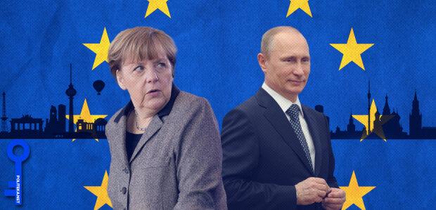 ПутинМеркель