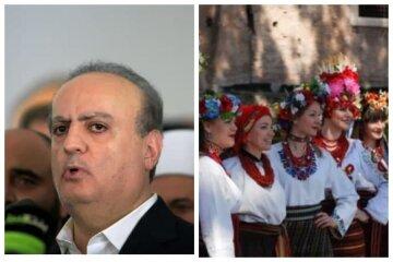 """Международный скандал: экс-министр Ливана унизил украинок в прямом эфире, """"позвольте нам..."""""""