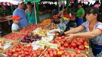рынок базар овощи