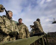 порошенко военное положение
