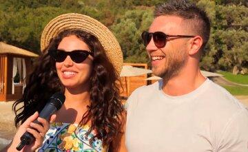 Анна Богдан та Михайло Заливако. Фото: скріншот YouTube-відео