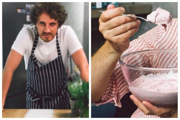 """Победитель """"Мастер Шеф"""" Клопотенко поделился простейшим рецептом мороженого: """"Всего 15 минут..."""""""