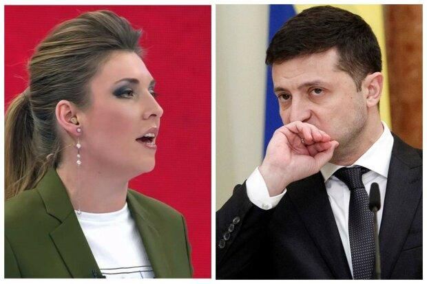 """""""Смелый, ведь там Путина нет"""": Скабеева набросилась на Зеленского из-за поездки в Польшу"""