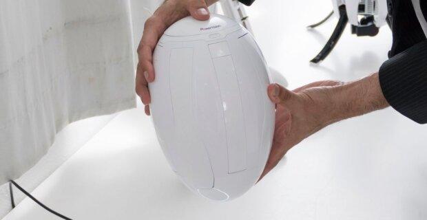 Китайцы создали квадрокоптер-яйцо (фото, видео)