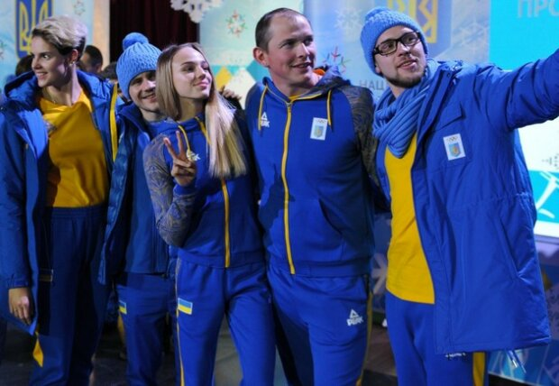 Олимпиада-Украина-2018