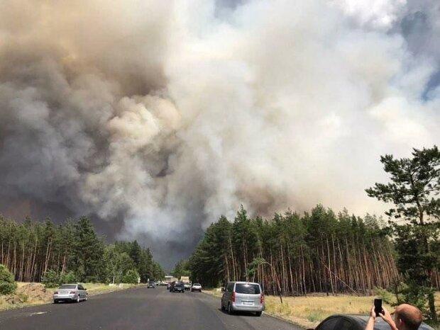 """Луганщина у вогні, підняті Нацгвардія та ЗСУ, кількість жертв зростає: """"Жителі відмовляються від евакуації"""""""