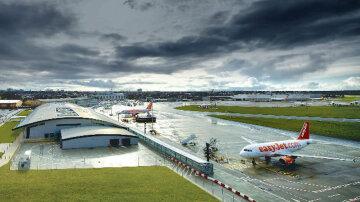 аэропорт Лондон