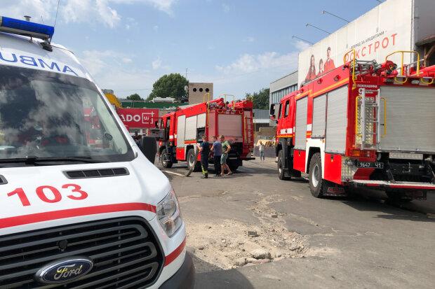 Пожар охватил жилой дом на Львовщине: спасти не удалось