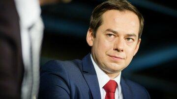 выразил представитель Еврокомиссии (ЕК) в Литве Арнолдас Пранцкявичюс
