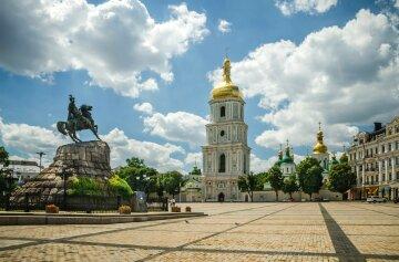 Киев, Софийская площадь