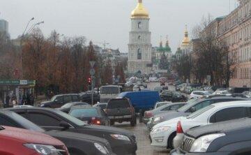 Киев, авто
