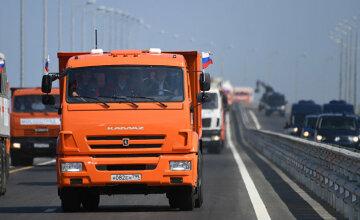 Путин на Керченском мосту