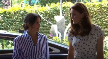 """Меган Маркл знову обійшла Кейт Міддлтон, дружина Вільяма може заздрити: """"Визнана..."""""""