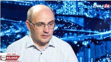 Украинская политика все-таки яркая и неординарная, - Левус о заявлении на туалетной бумаге