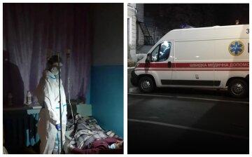 """""""Без воды, света и канализации"""": в сети показали нечеловеческие условия в """"вирусной"""" больнице под Днепром"""