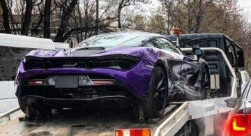 """""""Коли мінімалка 3500"""": у Києві придбали McLaren за 14 мільйонів, деталі"""