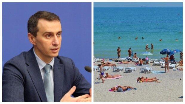 Отдых на воде в разгар пандемии: Ляшко срочно обратился к украинцам, «если проглотить воду…»