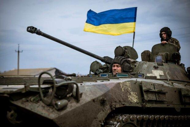 Донбасс, АТО, война, ВСУ
