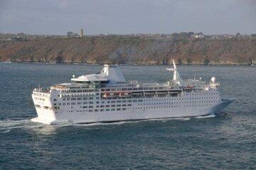 круизный лайнер Ocean Gala
