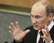 злой Путин,