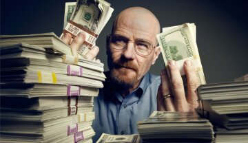 человек, деньги,