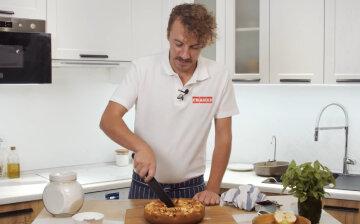 Евгений Клопотенко, шарлотка