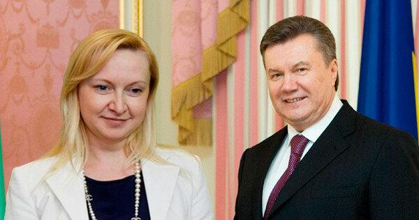 Стало известно, кто заменил любовницу Януковича – видео