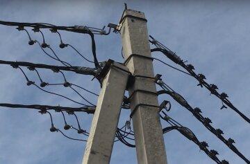 электросеть, энергетика, электричество