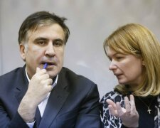 Сандра Рулофс, Михаил Саакашвили