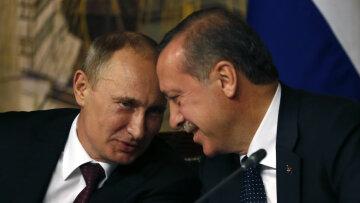 Эрдоган использует Путина как рычаг влияния на ЕС