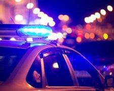 полиция--машина-дтп-авария-копы-проблесковые маячки