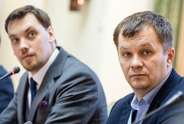 Алексей Гончарук, Тимофей Милованов
