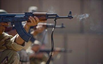 Стрельба-автомат