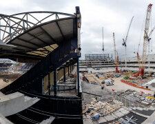 лондон тоттенхэм стадион
