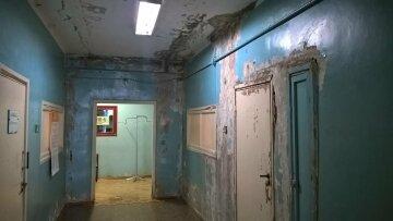 больница, ужасные условия