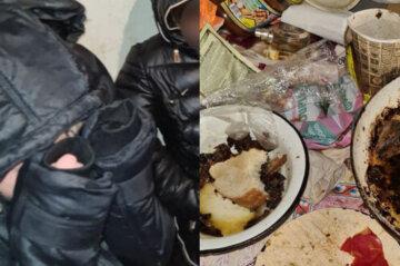 """""""Горы мусора, а вместо еды — гнилые остатки"""": пятеро малышей в Днепре не выдержали издевательств родителей"""