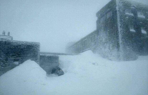 Зима ворвалась в Украину под конец марта: что происходит в Киеве и других городах, фото