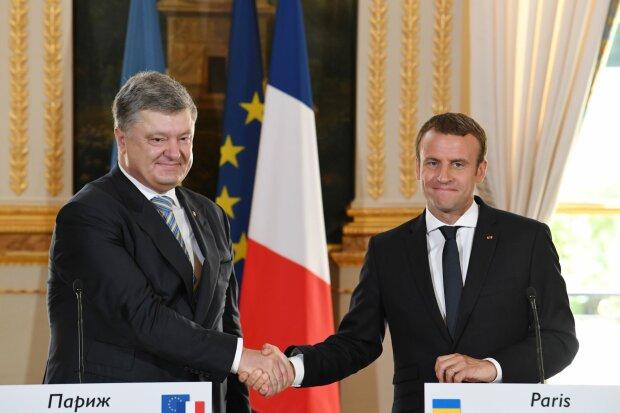 План Макрона по Донбассу: названы пять главных условий