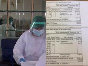 """""""Як можна вижити на ці гроші?"""": Українська медсестра показала свою місячну зарплату"""