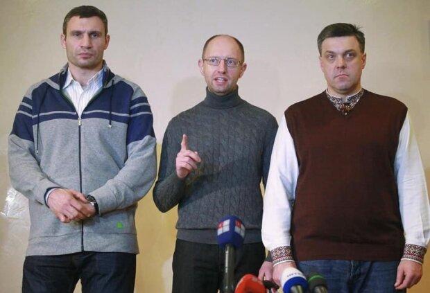 """Тягнибока, Яценюка і Кличка запропонували відправити до Білорусі: """"Лукашенко дізнається, що таке страх"""""""