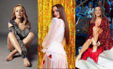 """Кароль, Могилевська, Мішина, Адамчук та інші зіркові """"холостячки"""", які чекають своїх принців: топ фото красунь"""