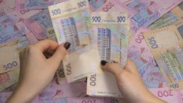 гроші, гривня