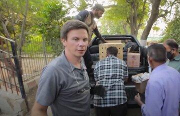 """Комаров зі """"Світ навиворіт"""" вразив кадрами і визнанням після небезпечної експедиції: """"На свій страх і ризик"""""""