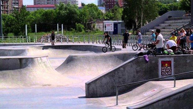 Крупнейший экстрим-парк появится на Черниговщине