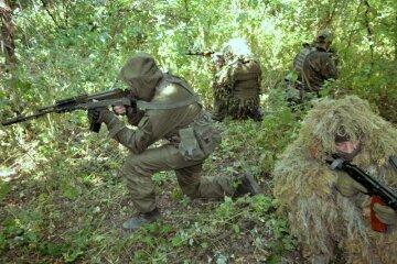 спецназ ВСУ