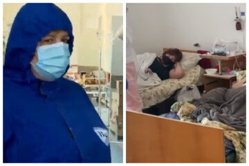 """""""Им не хватает воздуха, они задыхаются"""": врач рассказала, что происходит в ковидной больнице Одессы, видео"""