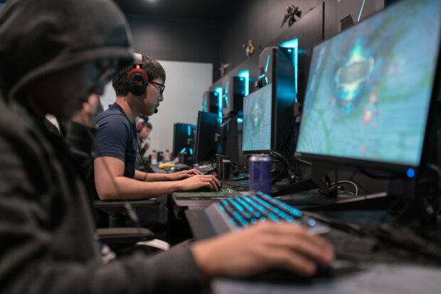 геймеры, компьютерные игры